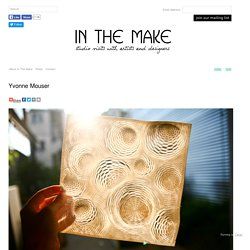 Yvonne Mouser - In The Make