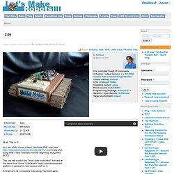 Z-39 | Let's Make Robots!-Mozilla Firefox