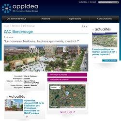 ZAC Borderouge - Oppidea