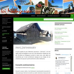 Pays Zafimaniry - Se préparer pour Madagascar