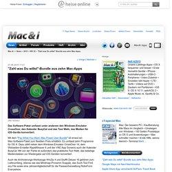 """""""Zahl was Du willst""""-Bundle aus zehn Mac-Apps"""