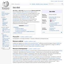 Zak Allal