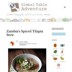 Soupe de tilapia (Zambie)