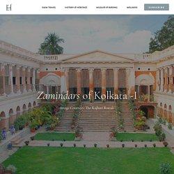 Zamindars of Kolkata-I