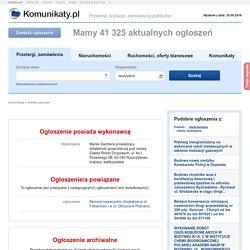 Przetargi, zamówienia: Remont nawierzchni chodników w ul. Fabianowo oraz w ul. Obrzyca w Poznaniu - komunikaty.pl