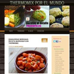 Zanahorias morunas. Receta marroquí con Thermomix « Thermomix en el mundo