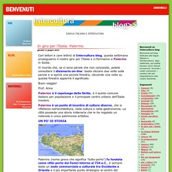 Benvenuti Zanichelli - Intercultura blog - Lingua italiana e intercultura