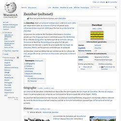1861–1890 sultanat de Zanzibar