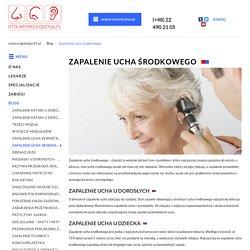 Zapalenie ucha środkowego, zapalenie ucha środkowego leczenie