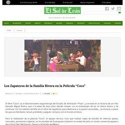 """Los Zapateros de la Familia Rivera en la Película """"Coco"""""""