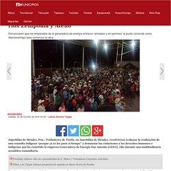 Se oponen en Zapotitlán a hidroeléctrica de Gesa en ríos Zempoala y Ateno