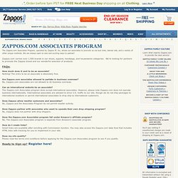 Associates Program