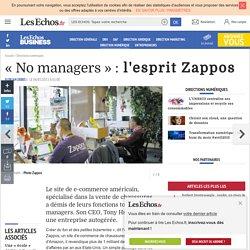 Zappos : coup de tatanes sur le management