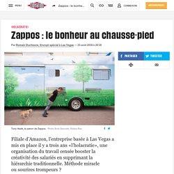 Zappos : le bonheur au chausse-pied