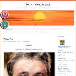 """Świat wokół nas » Zapraszam również do mojej drugiej witryny """"Matematyka wokół nas"""""""