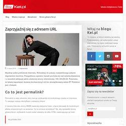 Zaprzyjaźnij się z adresem URL - Blog Kei.pl