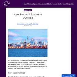 New Zealand Business Outlook - Big Easy Magazine