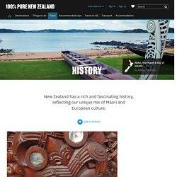 New Zealand History - British and Maori