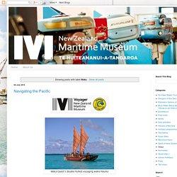 New Zealand Maritime Museum: Waka