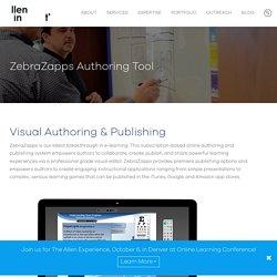 ZebraZapps Authoring