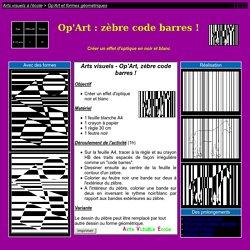 Zèbre code barres