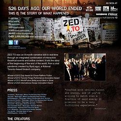 v. ARG (feat. Transmedia) « ZED Project Journal