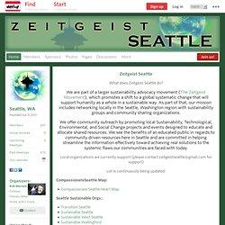 Zeitgeist Seattle (Seattle, WA