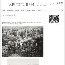 Hochseilartisten 1946