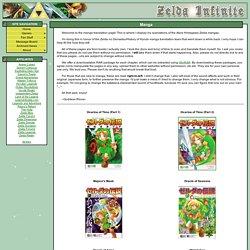 Zelda Infinite - Manga