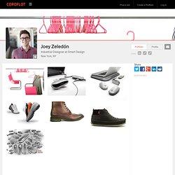 Joey Zeledón - Industrial Designer - Boston, Massachusetts