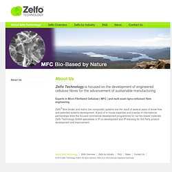 Zelfo Technology
