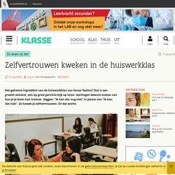 Zelfvertrouwen kweken in de huiswerkklas – Klasse