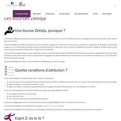 Fondation et association Zellidja - Bourses de voyage pour les jeunes de 16 à 20 ans