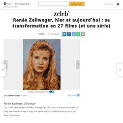 Renée Zellweger, hier et aujourd'hui : sa transformation en 27 films (et une série)