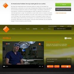 ZEMBLA: Ziekenhuiscalamiteiten kijk je op npo.nl