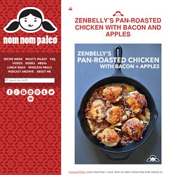 Zenbelly's Pan-Roasted Chicken with Bacon and...