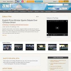 Zenit / vu de Rome