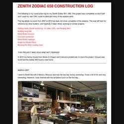 Zenith Zodiac 650
