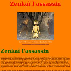 Zenkaï l'assassin