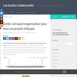 Zenkit. Un super organisateur pour tous vos projets d'équipe – Les Outils Collaboratifs