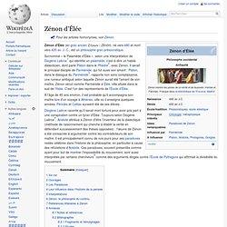 Zénon d'Élée