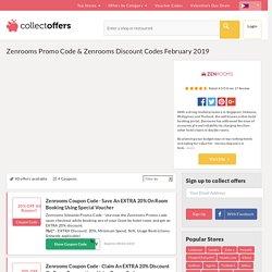Zenrooms Voucher Code