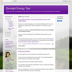 Zensight Energy Tips