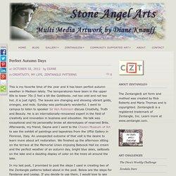 {Diane Knauff, CZT} [Stone Angel Arts] ► Téléchargé ceux qui m'intéresse