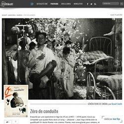 Zéro de conduite, un film de Jean Vigo