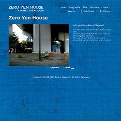 Zero Yen House -Kyohei Sakaguchi-