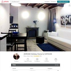 ZEROSEI Holiday Home to VATICAN à Rome
