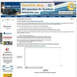 GROUP - SSL-Zertifikate ab 15 € pro Jahr mit bis zu 90 Tagen zusätzlicher Laufzeit