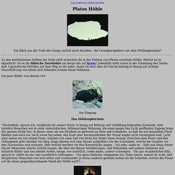 Die Zeushöhle am Psiloritis auf Kreta - Platos Höhle?