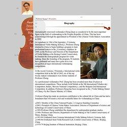 Zheng Quan Biography